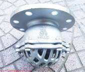 Luppe inox DN80 (90mm) kết nối mặt bích