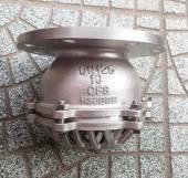 LUPPE INOX 140 MM KẾT NỐI MẶT BÍCH (DN125)