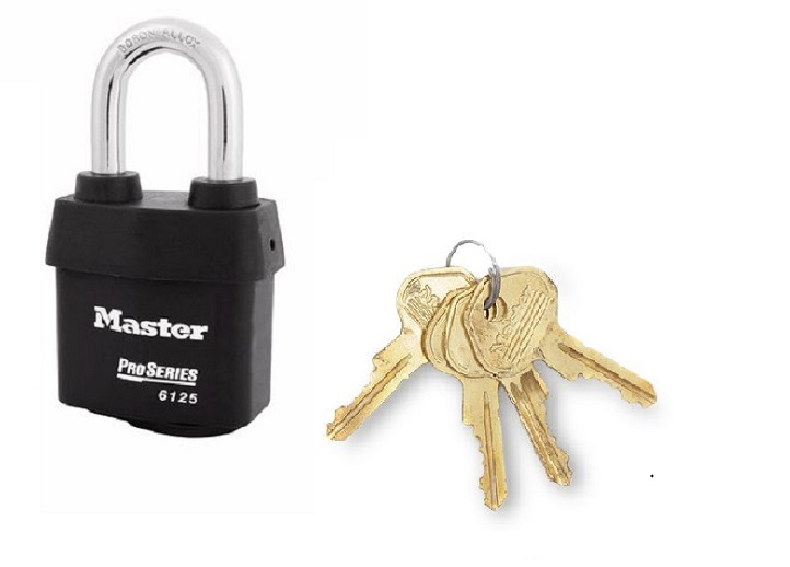 Khóa Master Lock 6125 4KEY – PROSERIES
