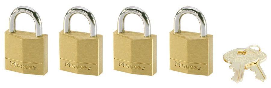 Khóa Vali Master Lock 120EURQNOP (Bộ 4)