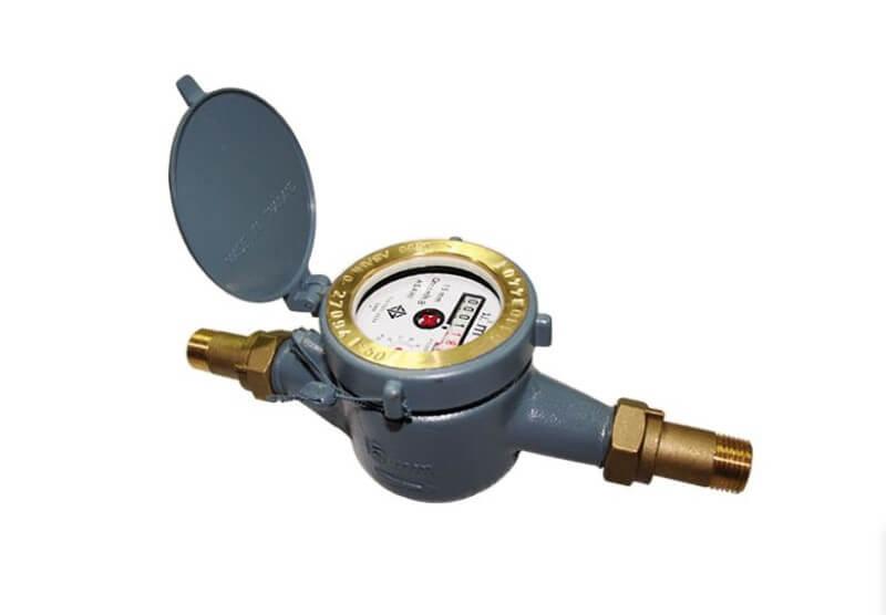 Đồng hồ nước 21mm GMK15 (1/2'') ASAHI