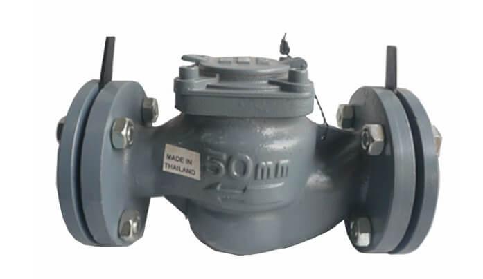 Đồng hồ nước từ 60 mm DN50 ASAHI Thái Lan Có kiểm định