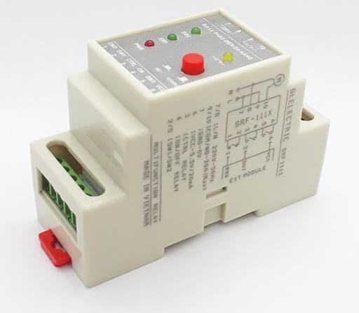 Rơ le điều khiển đa năng/ Rơ le an toàn cho phao điện công suất cao