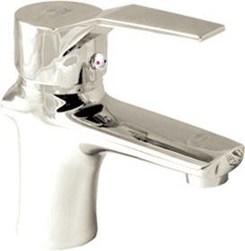 WF001C(NL) - Vòi lavabo nóng lạnh WUFENG