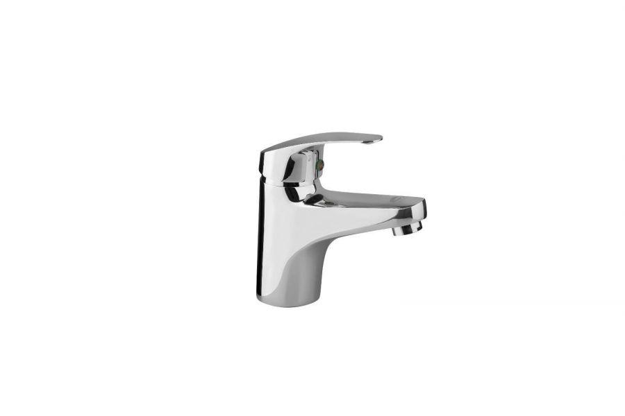 WF002C(NL) - Vòi lavabo nóng lạnh 1 lỗ WUFENG