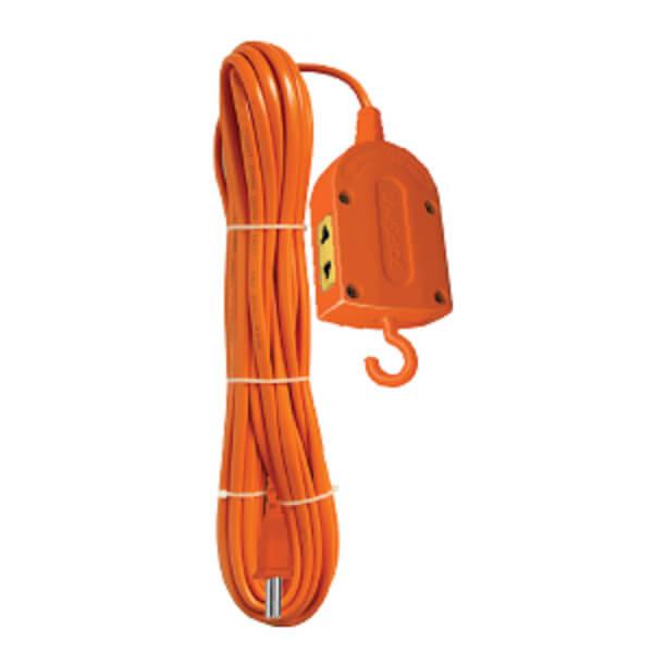 S5-3000W - Ổ cắm công trình 3.000W dây 5 mét có móc treo