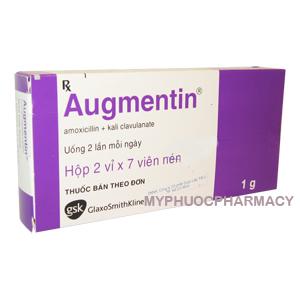 Аугментин при бронхите у беременных 51