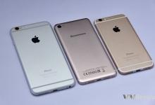 """iPhone 6"""" của Lenovo vừa bán tại Việt Nam"""