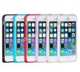 Ốp viền nhôm Cross cho iPhone 4 4s có nút bấm