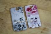Ốp lưng Skin hoa văn cho Samsung Galaxy Note 2 N7100