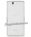 Ốp lưng silicone Melkco cho Sony Xperia Z L36h