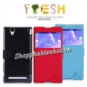 Bao-da-Fresh-cho-Sony-Xperia-T2-Ultra-XM50h-hieu-Nillkin