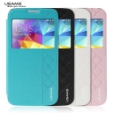Bao da Usmile cho Samsung Galaxy S5 G900 hiệu Usams