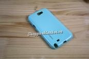 Ốp lưng silicone cho Samsung Galaxy Note I i9220 hiệu Hera