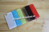 Ốp lưng thời trang lưới cho iPhone 5 5s hiệu Eimo