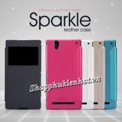 Bao-da-Sparkle-cho-Sony-Xperia-T2-Ultra-XM50h-hieu-Nillkin