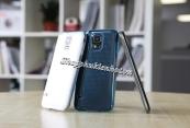 Ốp lưng silicone dầy 0.3mm cho Samsung Galaxy S5 hiệu Rock