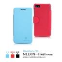 Bao da Fresh cho BrackBerry Z10 hiệu Nillkin