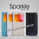 Bao da Sparkle cho OPPO Find 7 X9007 hiệu Nillkin