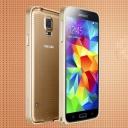 Viền nhôm CotЄetcl cho Samsung Galaxy S5  khuy bấm