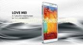Ốp viền LOVE MEI cho Samsung Galaxy Note 3 Neo N7505