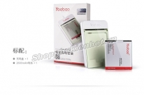 Dock sạc kèm Pin rời Samsung Galaxy S4 i9500 hiệu Yoobao