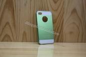 Ốp lưng nhôm siêu mỏng cho iPhone 4 4s hở táo