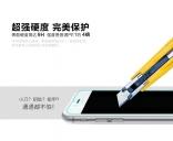Miếng dán kính cường lực chống vân cho iphone 6 Plus hiệu Nillkin