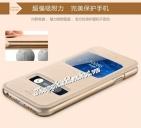 Bao da cao cấp Pure View cho Iphone 6 plus hiệu Baseus