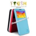 Bao da Fresh cho Samsung Galaxy Note 3 Neo hiệu Nillkin