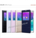 Bao da cao cấp Hoco mịn cho Samsung Galaxy Note 4