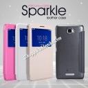 Bao da Sparkle cho Lenovo S856 hiệu Nillkin
