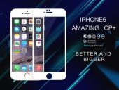 Miếng dán kính cường lực kín màn hình chống vân iPhone 6 hiệu Nillkin