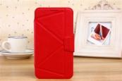 Bao da ONJESS cho Samsung Galaxy Note 3 Neo viền silicone