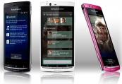 Mặt kính cảm ứng Sony Xperia Arc S LT18i