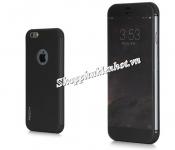 Bao da mặt silicone cảm ứng cho iPhone 6 Plus hiệu Rock