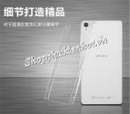 Ôp lưng silicon trong suốt cho Sony Xperia Z3 hiệu Ultra thin