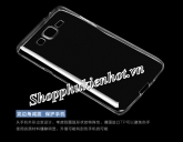 Ôp lưng silicon trong suốt cho Samsung Galaxy Grand Prime hiệu Ultra thin