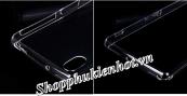 Ôp lưng silicon trong suốt cho Sony Xperia Z2 hiệu Ultra thin