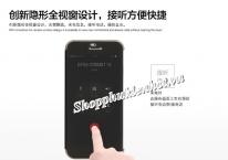 Bao da mặt silicone cảm ứng cho iPhone 6 hiệu Rock