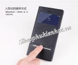 Bao da xịn S View cho Iphone 6 Plus hiệu Folio