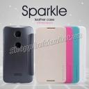 Bao da Sparkle cho Moto Nexus 6 hiệu Nillkin