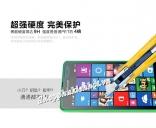Miếng dán kính cường lực dầy 0.25mm cho Nokia Lumia 535 hiệu Glass