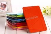 Bao da ONJESS cho Samsung Galaxy Tab 4 8.0 viền silicone