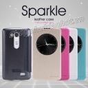 Bao da Sparkle cho LG L Fino D295 hiệu Nillkin