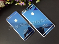 Miếng dán kính cường lực 2 mặt gương cho iPhone 6/6 Plus