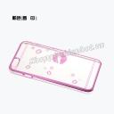 Ốp lưng nhựa thời trang hoa văn cho iphone 6/6Plus hiệu DITA