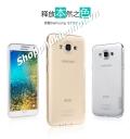 Ôp lưng silicon trong suốt cho Samsung Galaxy E7 hiệu Nillkin
