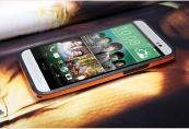 Ốp viền silicone chống xốc cho HTC One E8 hiệu Nillkin