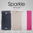Bao da Sparkle cho OPPO Mirror 3(3007) hiệu Nillkin
